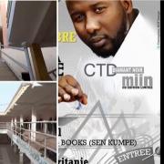 C.T.D alias Diamant Noir est un jeune rappeur